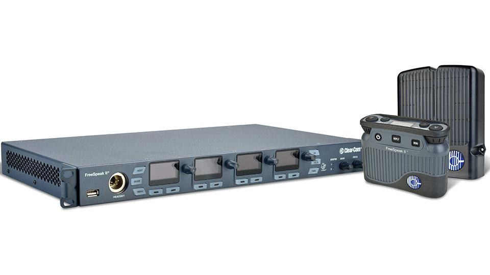 Clear-Com FreeSpeak II Wireless Intercom