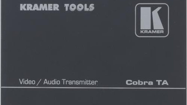 Kramer Cobra VGA over Cat 5