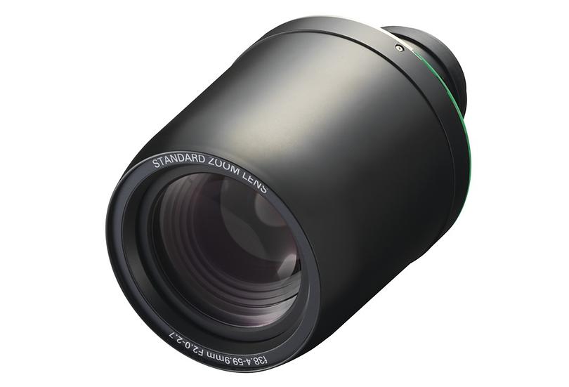 Standard Zoom Lens 1.8-2.8:1