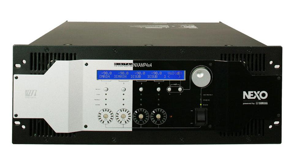 NXAMP 4X4 Amplifier