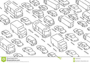 sketch-traffic-jam-car-plug-transport-hi