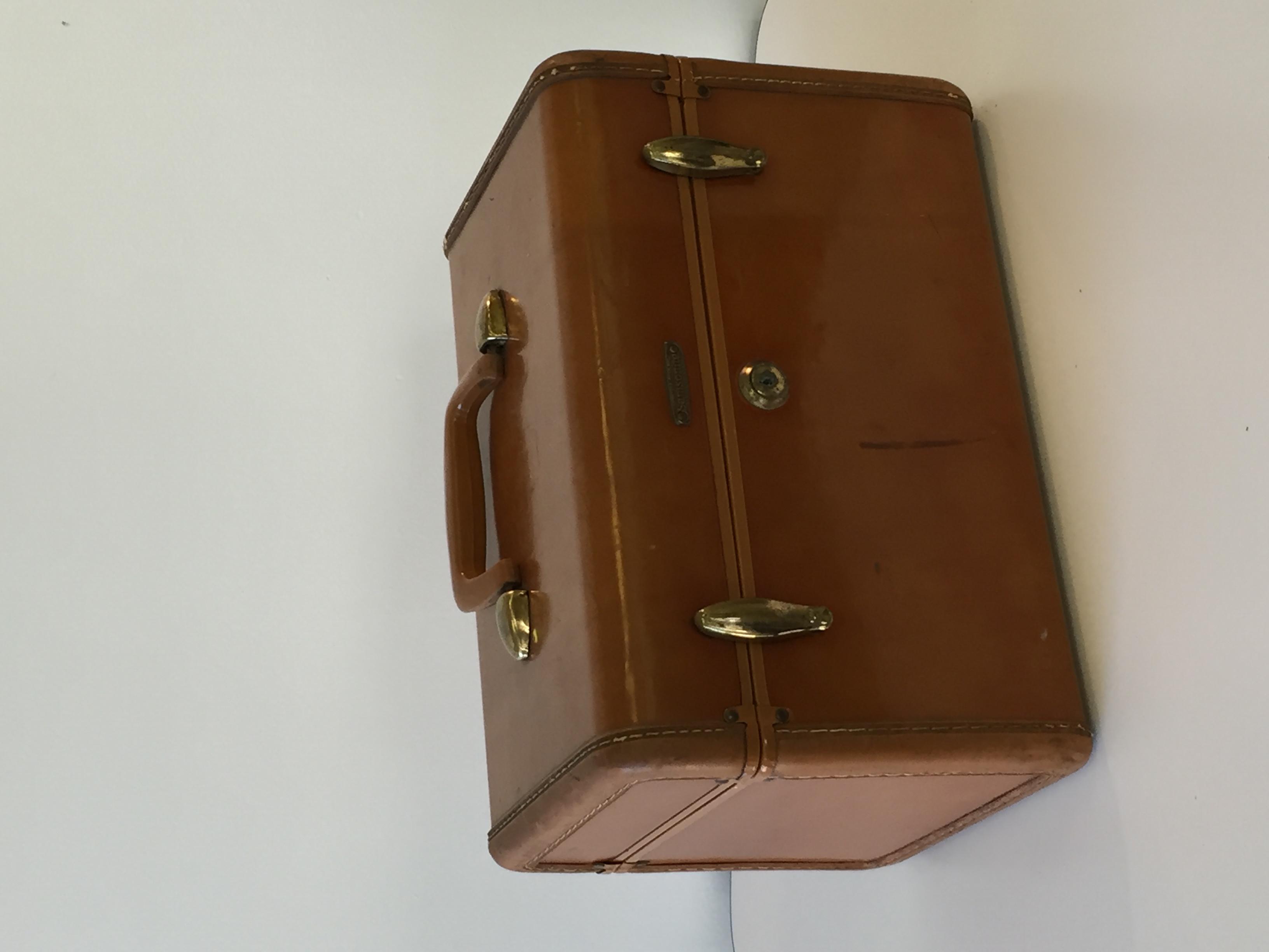 Brown Overnight Case