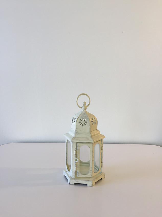 Small Hexagon Lantern