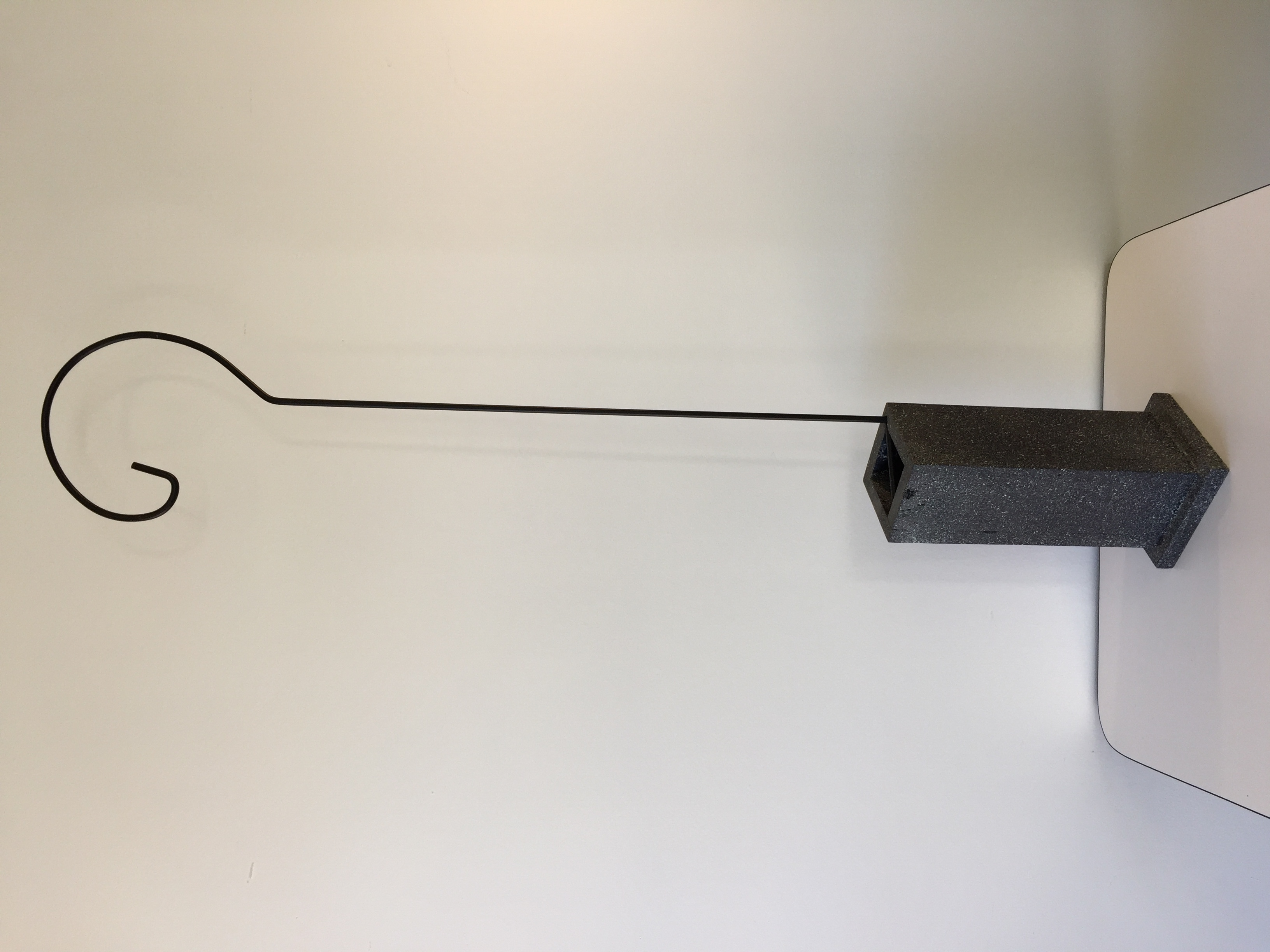 Wood Base for Small Hooks