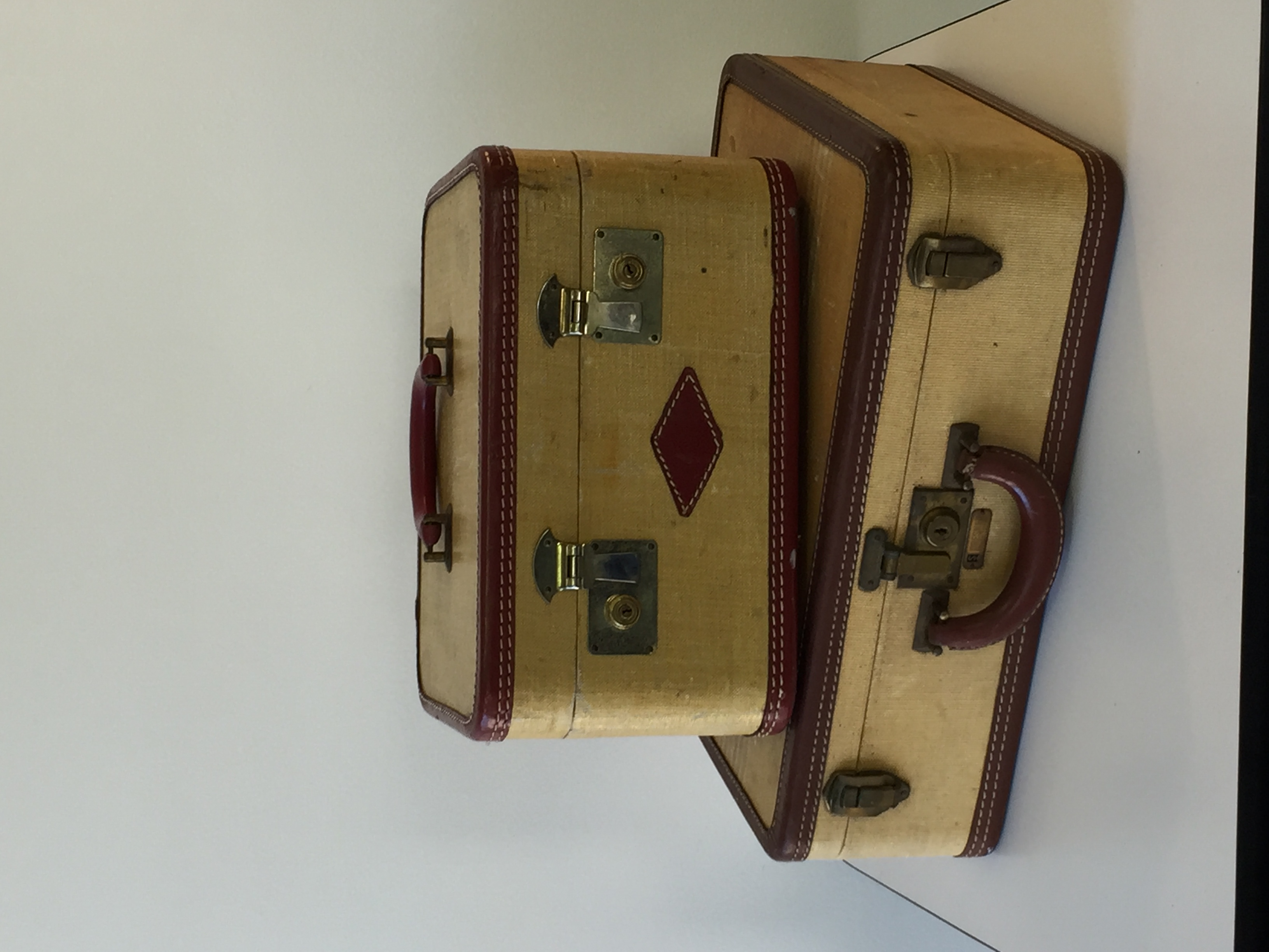 Suitcase & Overnight Case