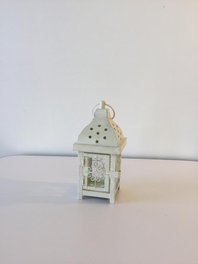 Small Square Lantern
