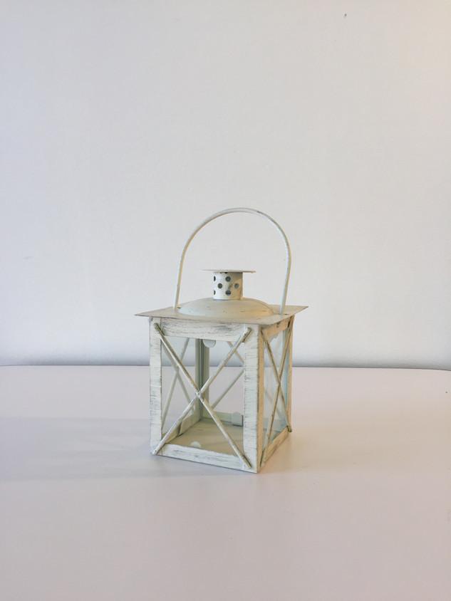 Small X Lantern