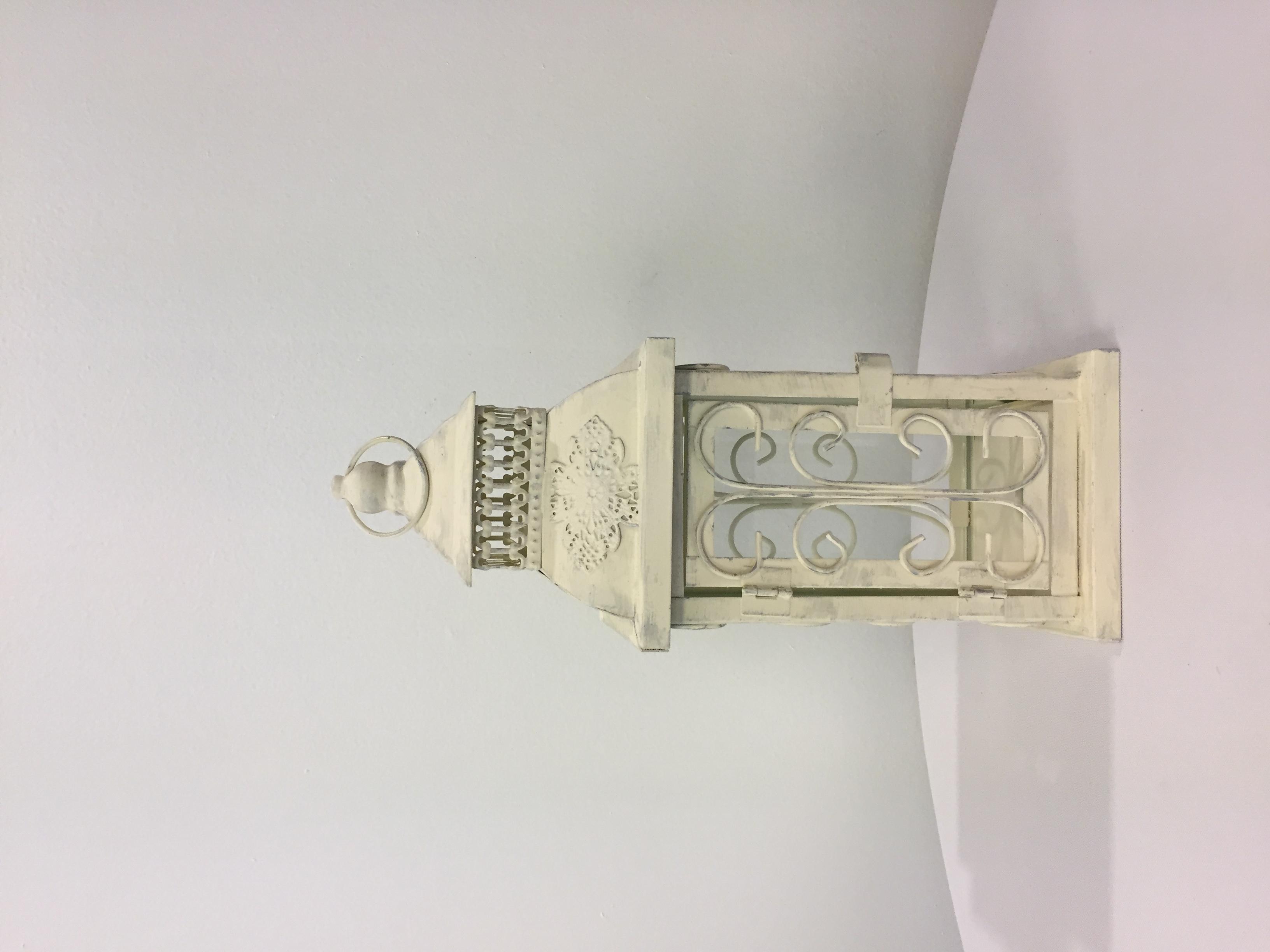 Medium Square Lantern