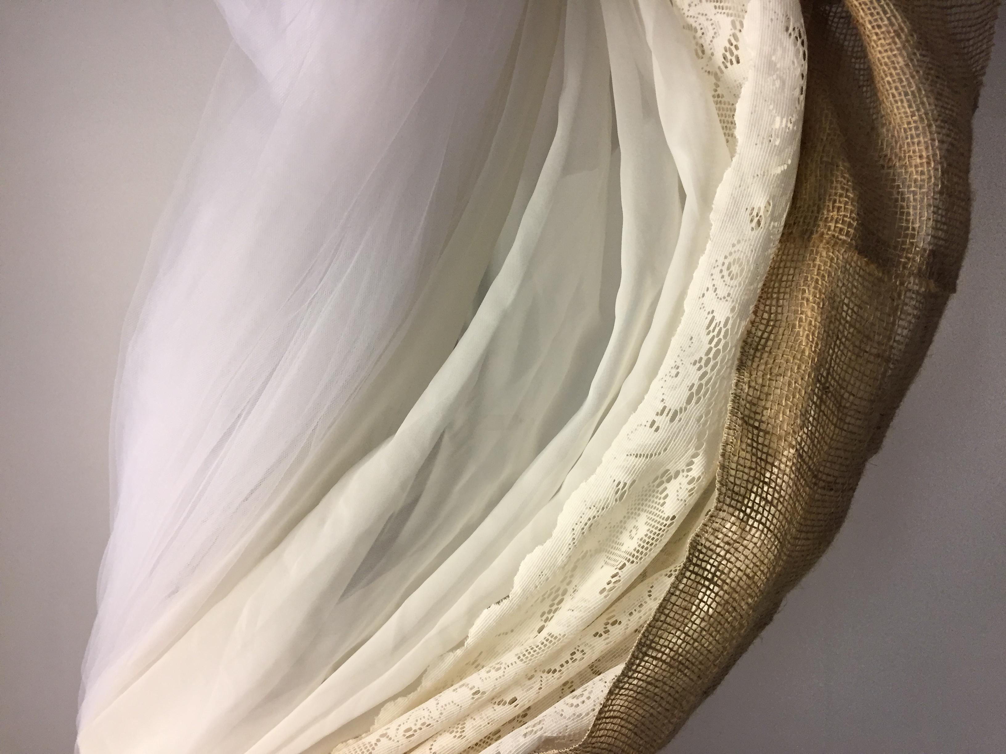 Fabric & Burlap Draping