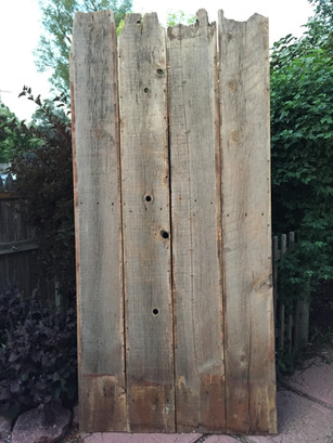 Barnwood Panels