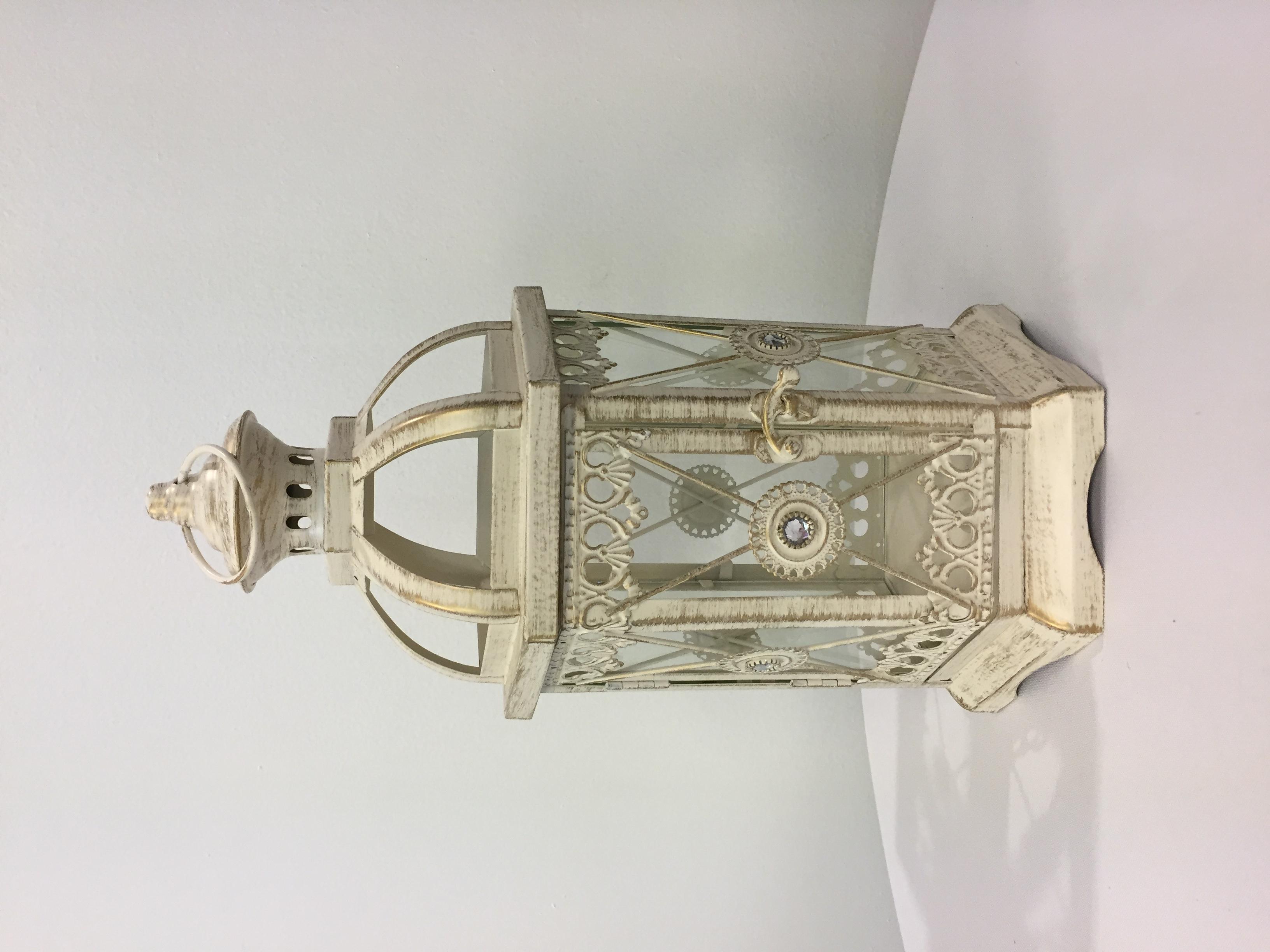 Jewel Medallion Lantern