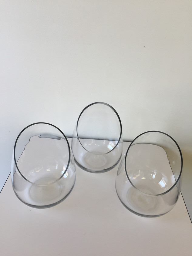 Glass Candy Dishes