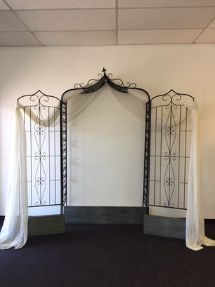 Arch w/ Sides & Bases