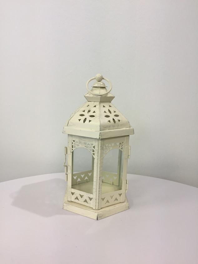 Medium Hexagon Lantern