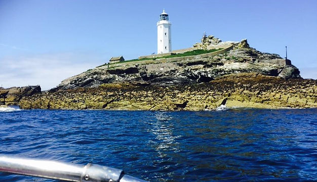 Godrevy Lighthouse Boat Trip aboard the Cornish Crest St Ives Boat Charters