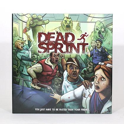 Dead Sprint + FREE Enamel Pin & Custom D6