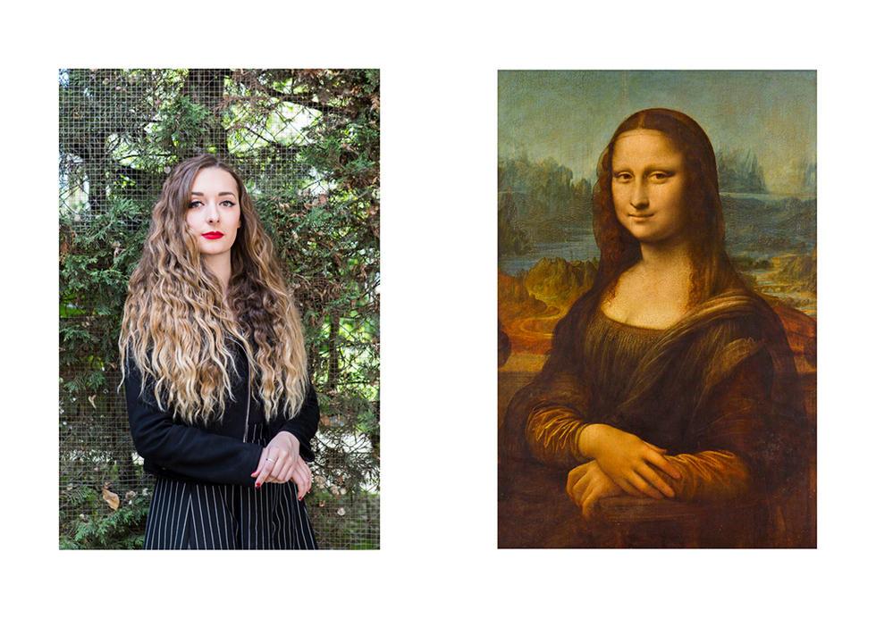 La Gioconda -Obra de Leonardo da Vinci-