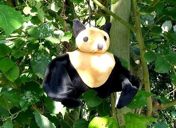 Knuffel - Vleermuis