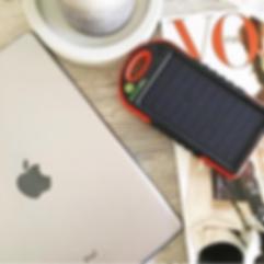 Revente chargeur solaire hybride