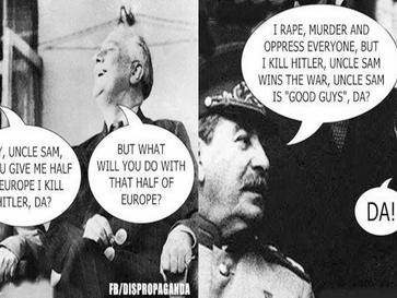 FDR's crimes.