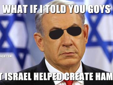 How Israel helped create Hamas.