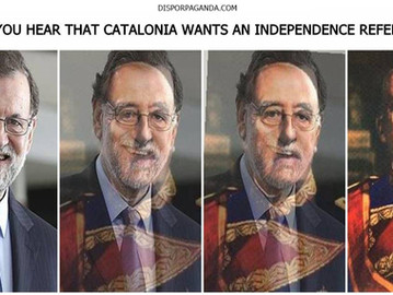 Spain cracks down on Catalonia ahead of independence referendum.