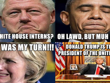 BREAKING YYYUUUGGGEEEE NEWS -  Donald Trump is the next US president!