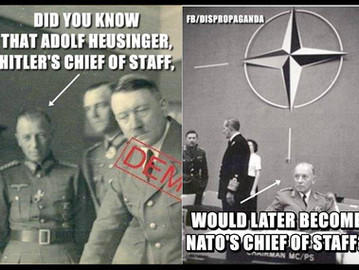 Adolf Heusinger and the Hitler - NATO connection.