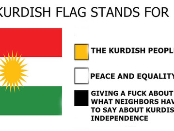 Kurdistan votes for independence, and all hell is about to break loose.