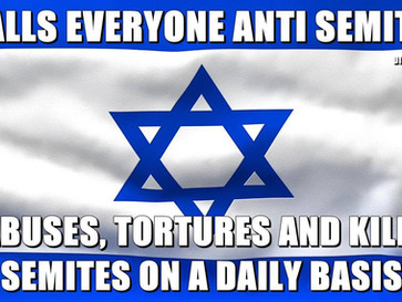 Israel is the most anti semitic country on the face of the planet.
