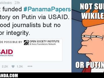 Debunking Wikileaks.