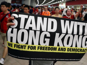 The world must not let Hong Kong fall, for its own sake