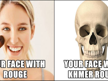 Pol Pot's Khmer Rouge Genocide Of The Cambodian People