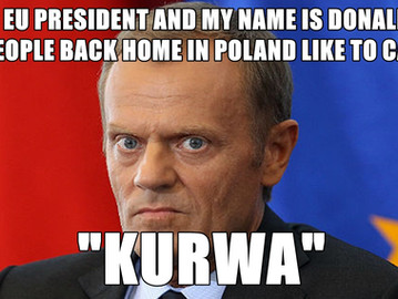 Meet Donald Tusk, the EU president, and one of the most corrupt and despotic politicians in Europe.