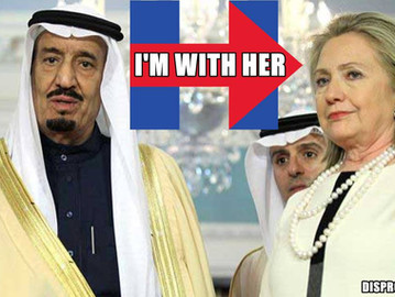 Hillary's secret foundation receives tens of millions of dollars from autocratic, despotic dicta