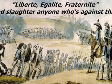 How the French revolution genocided the French people.