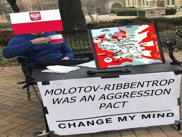 Ribbentrop-Molotov: the aggression pact that started WW2.