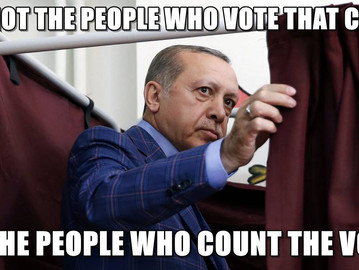All the reasons why the Turkish referendum results might have been forged.