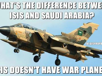 ISIS VS SAUDI
