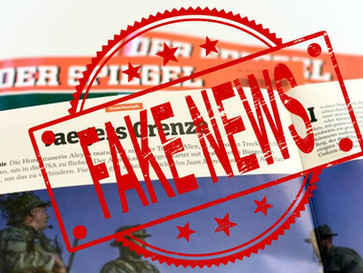 'Der Spiegel', Europe's most influential magazine, posted fake news for years.