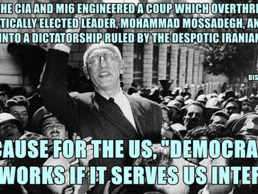 How the US and the UK turned Iran from a democracy into a dictatorship