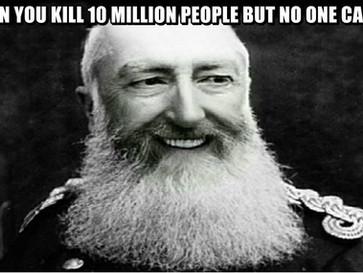 Belgium's King Leopold Forgotten Congo Genocide