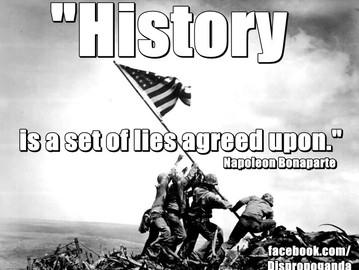 Napoleon hit the nail on the head.