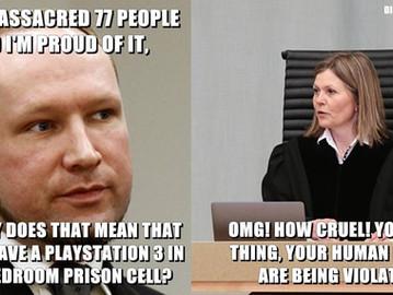 Meet Judge Helen Andenaes Sekulic, the craziest person in Norway.