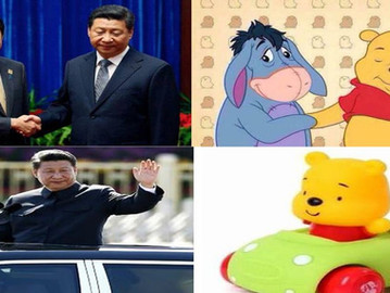 China bans Winnie the Pooh movie after its leader gets triggered by Pooh memes.