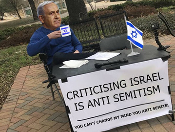 Criticism of Israel and Zionism is not Anti Semitism.