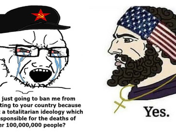 US Bans Communists from becoming American citizens