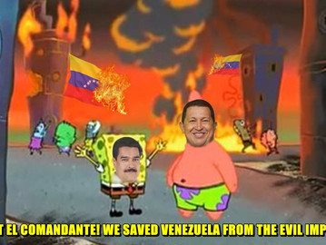 Meanwhile in Venezuela...