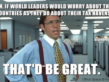 Leak exposes world leaders tax havens.
