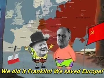 Yalta Conference: How UK and US sold half of Europe to Stalin and betrayed their ally Poland.